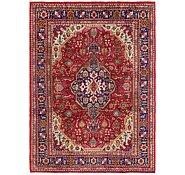 Link to 8' 2 x 11' Tabriz Persian Rug