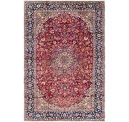 Link to 8' 10 x 13' 3 Isfahan Persian Rug