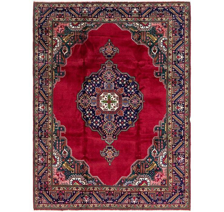 10' x 13' 5 Tabriz Persian Rug