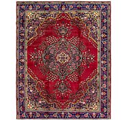 Link to 297cm x 365cm Tabriz Persian Rug