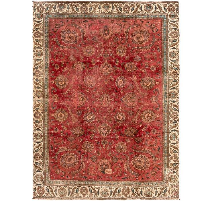 8' 8 x 12' Tabriz Persian Rug