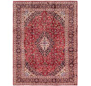 Link to 9' 9 x 12' 10 Kashan Persian Rug