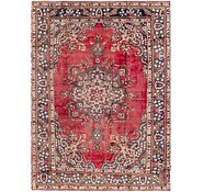Link to 8' 2 x 11' 2 Tabriz Persian Rug