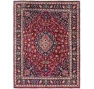 Link to 282cm x 378cm Mashad Persian Rug