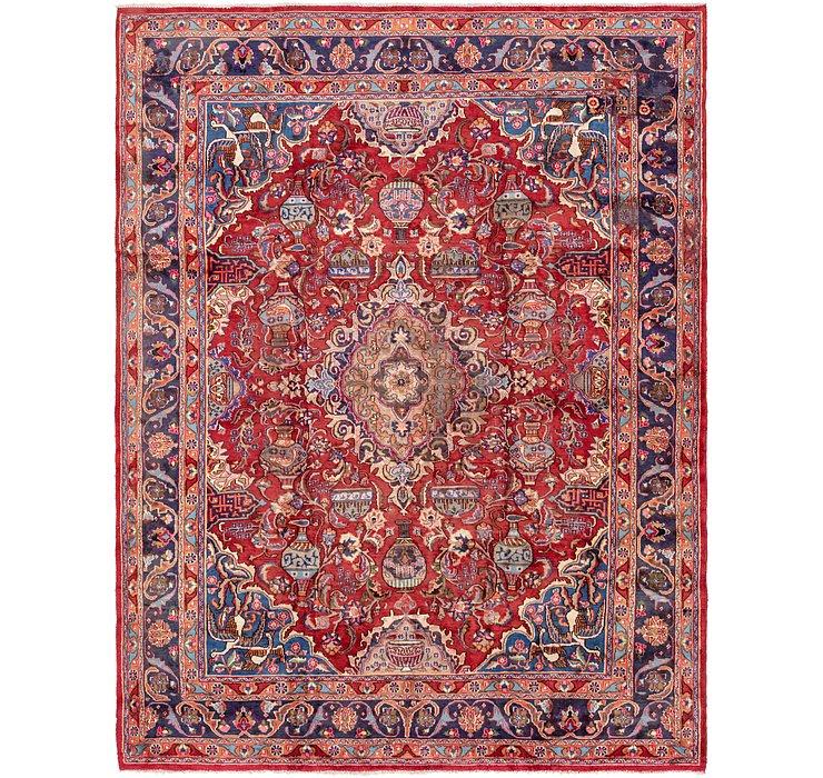 9' 9 x 12' 6 Kashmar Persian Rug