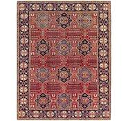 Link to 290cm x 370cm Tabriz Persian Rug