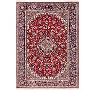 Link to 240cm x 330cm Isfahan Persian Rug