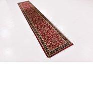 Link to 2' 4 x 12' Kashan Design Runner Rug