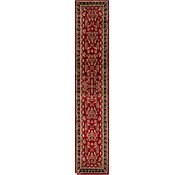 Link to 2' 4 x 12' Kashan Design Runner Rug