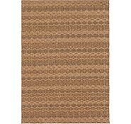 Link to 5' 2 x 7' 2 Outdoor Border Rug
