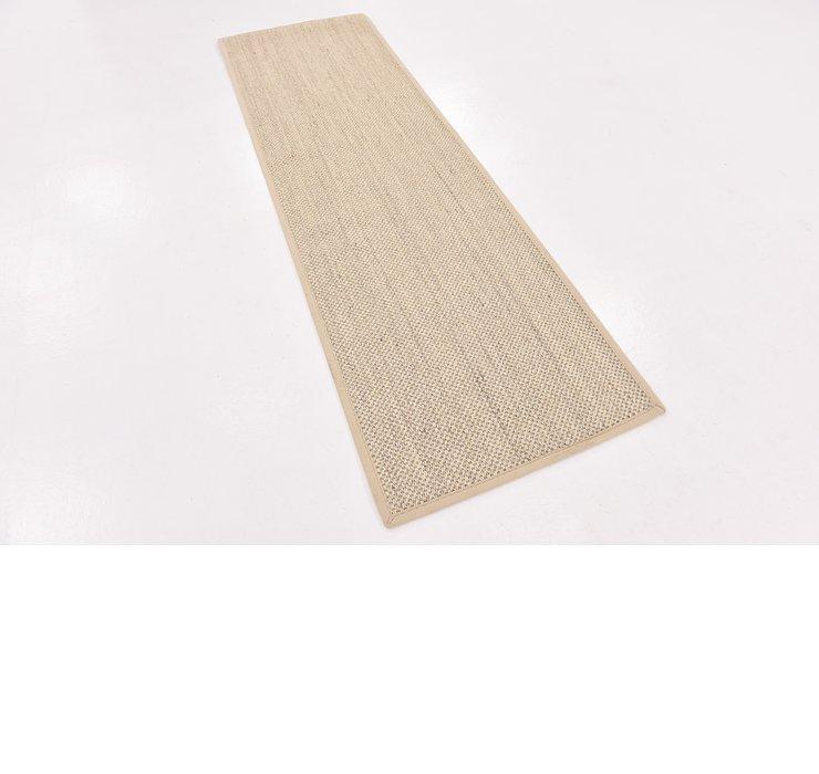 2' 6 x 8' Sisal Runner Rug