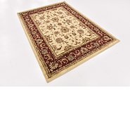 Link to 5' 3 x 7' 3 Kashan Design Rug