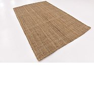 Link to 6' x 9' 3 Braided Jute Rug