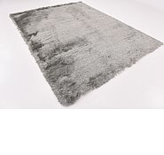 Link to 7' 10 x 10' Luxe Solid Shag Rug