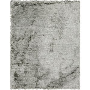 Link to 240cm x 305cm Luxe Solid Shag Rug item page