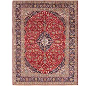Link to 10' 2 x 13' 6 Kashan Persian Rug