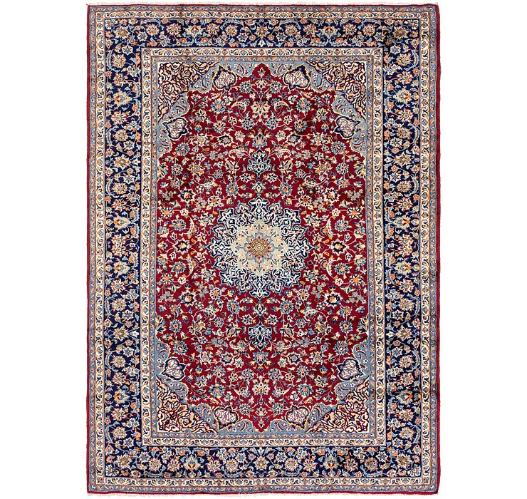 9' 8 x 13' 5 Isfahan Persian Rug