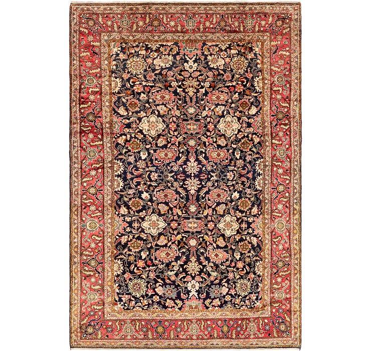 8' 6 x 12' 10 Tabriz Persian Rug