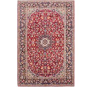 Link to 8' x 12' 9 Isfahan Persian Rug