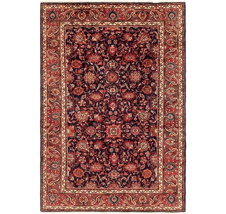 7' 6 x 10' 8 Hamedan Persian Rug