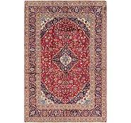 Link to 7' 10 x 11' 7 Kashan Persian Rug