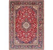 Link to 230cm x 330cm Kashan Persian Rug