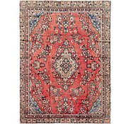 Link to 7' 9 x 10' 8 Hamedan Persian Rug
