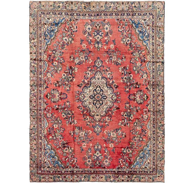 7' 9 x 10' 8 Hamedan Persian Rug