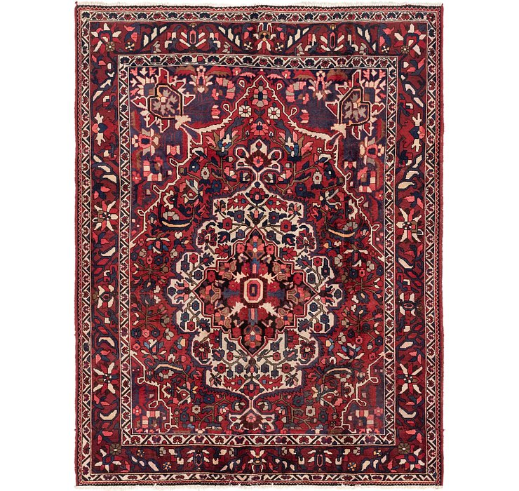 6' 6 x 8' 6 Bakhtiar Persian Rug