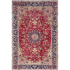 7' 3 x 10' 9 Isfahan Persian Rug