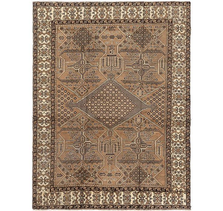 9' 6 x 12' 6 Ferdos Persian Rug