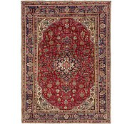 Link to 8' x 11' 2 Tabriz Persian Rug