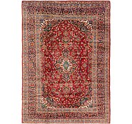 Link to 262cm x 373cm Kashan Persian Rug