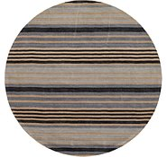 Link to 245cm x 245cm Reproduction Gabbeh Round Rug