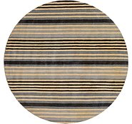Link to 8' x 8' Reproduction Gabbeh Round Rug
