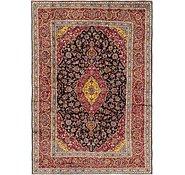 Link to 8' x 11' 9 Kashan Persian Rug