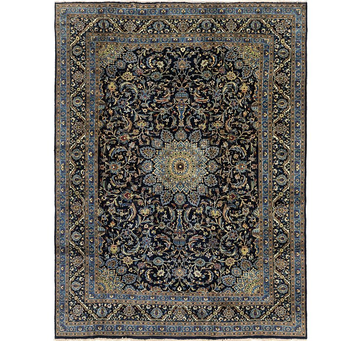 8' 4 x 11' 4 Kashmar Persian Rug