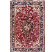 Link to 208cm x 305cm Tabriz Persian Rug