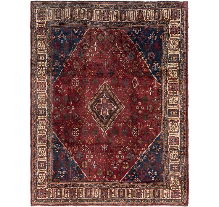 7' 8 x 10' 3 Joshaghan Persian Rug