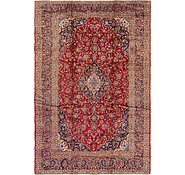 Link to 287cm x 427cm Kashan Persian Rug