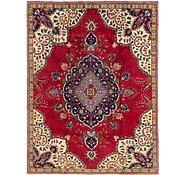 Link to 8' x 10' 6 Tabriz Persian Rug