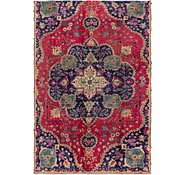 Link to 5' 8 x 8' 5 Tabriz Persian Rug