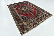 Link to 6' 7 x 9' 4 Tabriz Persian Rug