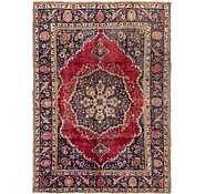 Link to 6' 7 x 9' 4 Tabriz Persian Rug