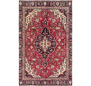 Link to 6' 6 x 10' 5 Tabriz Persian Rug