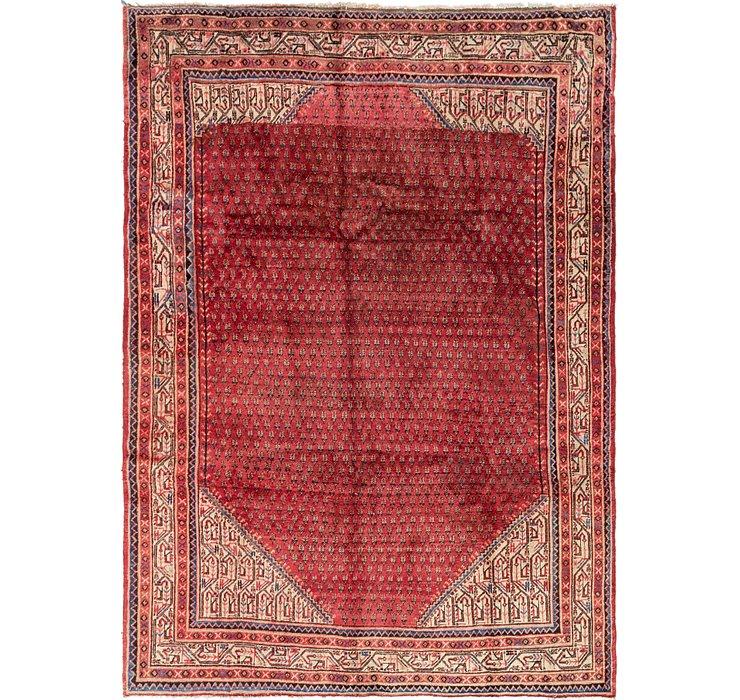 7' x 9' 7 Botemir Persian Rug