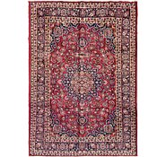 Link to 6' 6 x 9' 3 Mashad Persian Rug