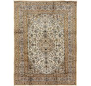 Link to 8' 2 x 11' 3 Kashan Persian Rug