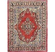 Link to 9' x 12' Meshkabad Persian Rug