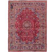 Link to 290cm x 395cm Mashad Persian Rug